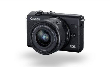 canon eos m200 for youtube videos